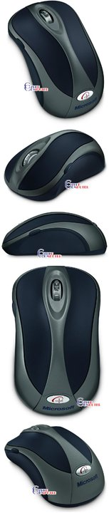 Microsoft Wireless Notebook Optical Mouse 4000 USB