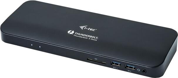 i-Tec dokovací stanice Thunderbolt 3 Dual 4K