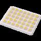 Keychron mechanické spínače, Gateron Cap Milky-Yellow, 35ks