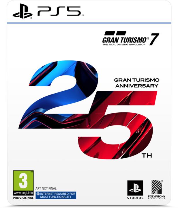 Gran Turismo 7 - 25th Anniversary Edition (PS4/PS5)