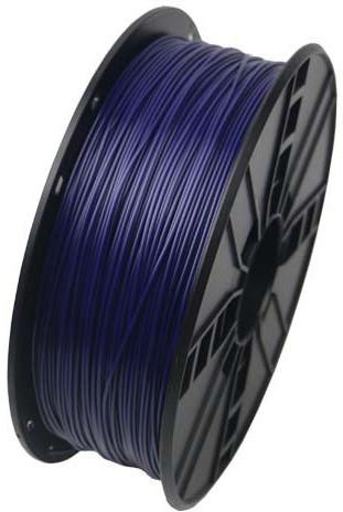 Gembird tisková struna (filament), PLA, 1,75mm, 1kg, galaxy modrá