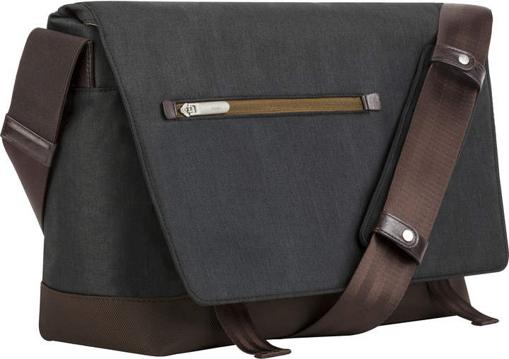 "Moshi Aerio Messenger 15,6"", Charcoal Black"