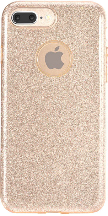 Mcdodo iPhone 7 Plus Star Shining Case, Gold