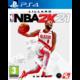 NBA 2K21 (PS4)  + O2 TV s balíčky HBO a Sport Pack na 2 měsíce (max. 1x na objednávku)