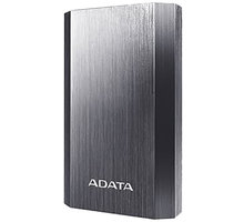 ADATA A10050 Power Bank 10050mAh, šedá