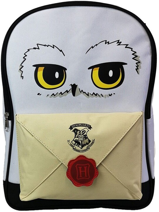 Batoh Harry Potter - Hedwig with Letter