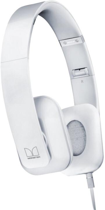 Nokia stereofonní headset WH-930, bílá