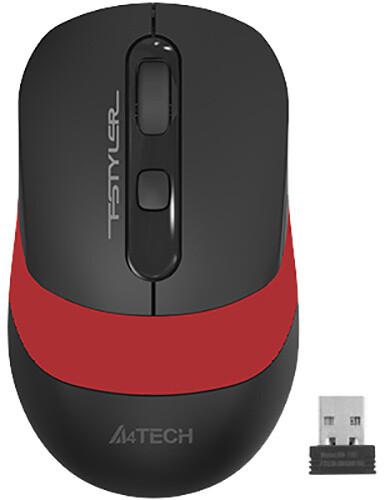 A4tech FG10 FSTYLER, červená