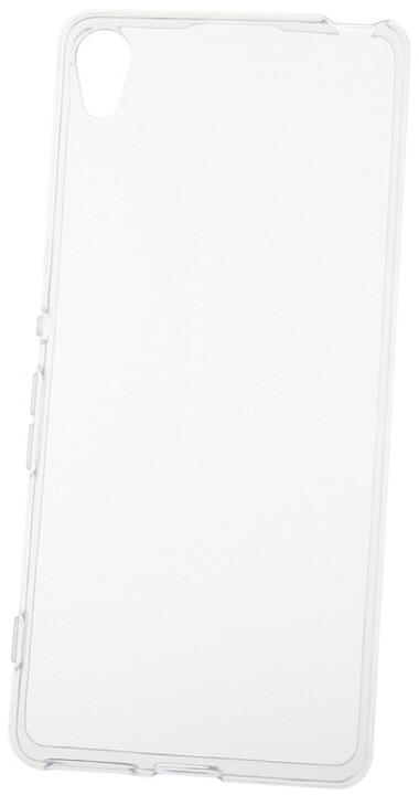 CELLY Gelskin pouzdro pro Sony Xperia XA, bezbarvé