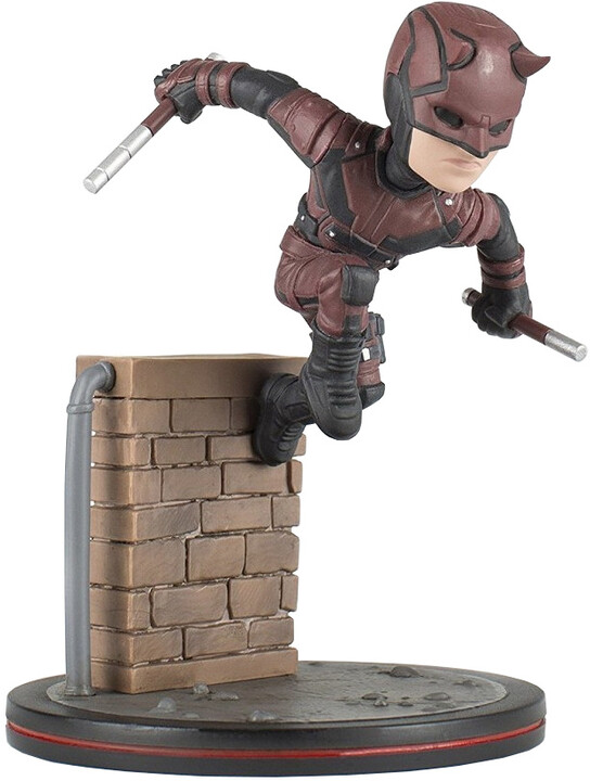 Figurka Q-Fig Marvel - Daredevil Diorama
