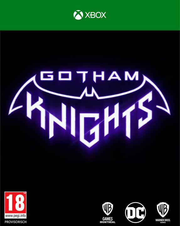 Gotham Knights (Xbox ONE)
