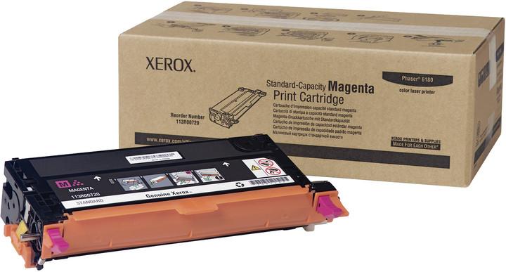 Xerox 113R00720, purpurová