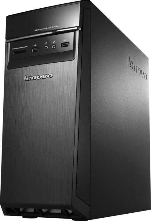 Lenovo IdeaCentre DT 300-20ISH, černá