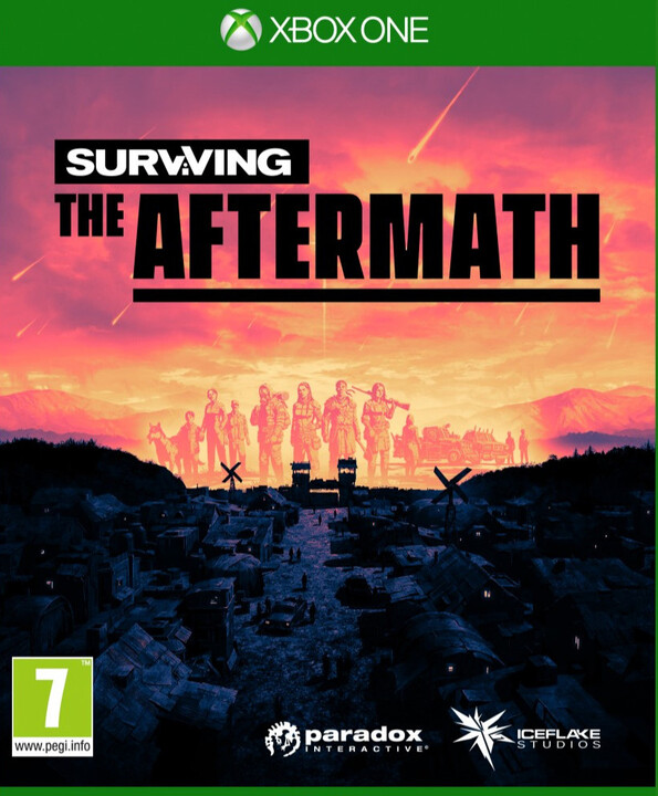 Surviving the Aftermath - Day One Edition (Xbox ONE)
