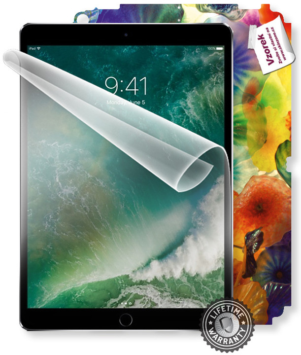 ScreenShield fólie na displej + skin voucher (vč. popl. za dopr.) Apple iPad Pro 10.5 Wi-Fi Cellular