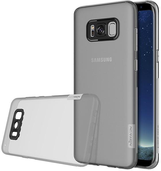 Nillkin Nature TPU Pouzdro pro Samsung G950 Galaxy S8 - šedé