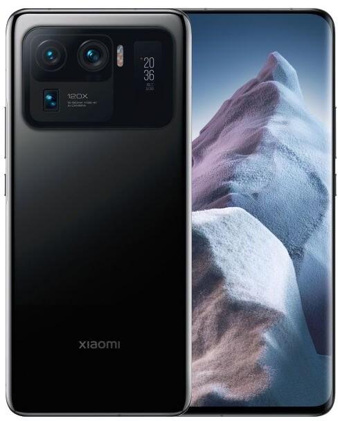 Xiaomi Mi 11 Ultra, 8GB/256GB, Ceramic Black