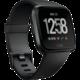 Fitbit Versa - Black / Black Aluminum  + Voucher až na 3 měsíce HBO GO jako dárek (max 1 ks na objednávku)