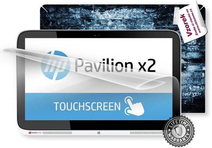 ScreenShield fólie na displej pro HP Pavilion x2 Detachable 10-n + skin voucher