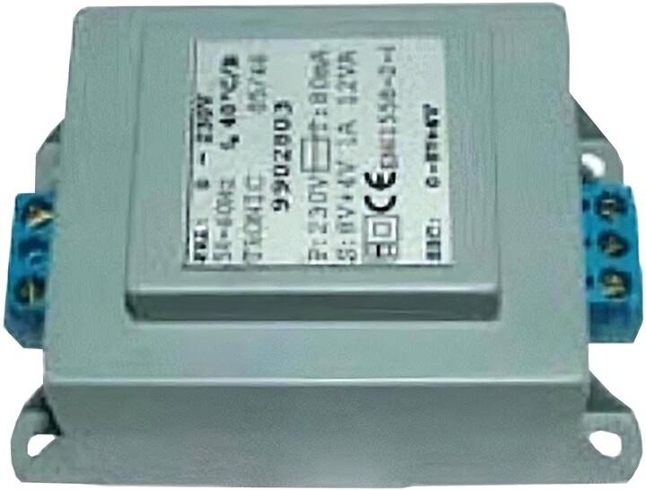 2N transformátor, 230 V/ 8+4V