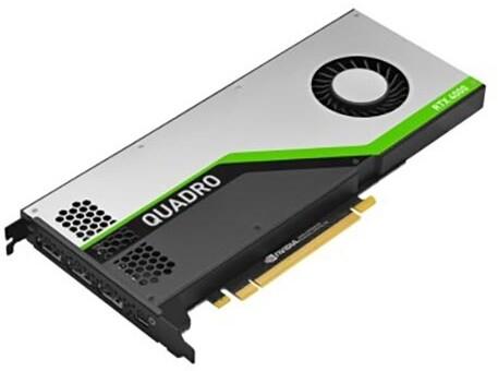 HP NVIDIA Quadro RTX 4000, 8GB GDDR6