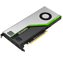 HP NVIDIA Quadro RTX 4000, 8GB GDDR6 - 5JV89AA