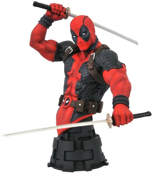 Busta Deadpool - Swords (Diamond Select)