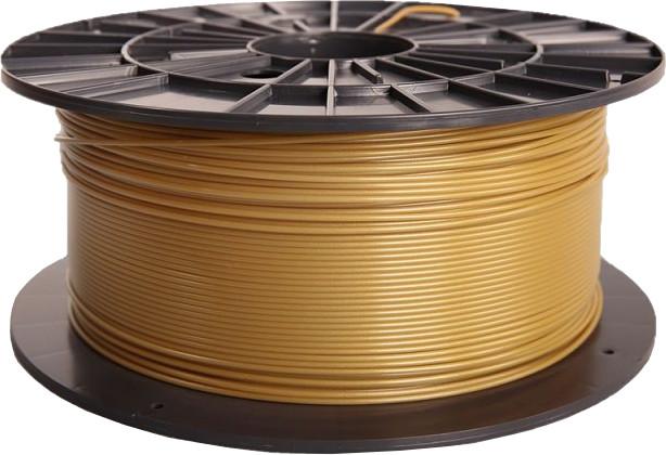 Plasty Mladeč tisková struna (filament), PLA, 1,75mm, 1kg, zlatá