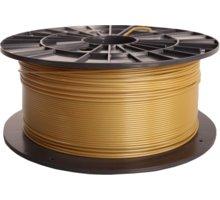 Filament PM tisková struna (filament), PLA, 1,75mm, 1kg, zlatá - F175PLA_GO