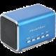 Technaxx Midi MusicMan, modrá  + Voucher až na 3 měsíce HBO GO jako dárek (max 1 ks na objednávku)