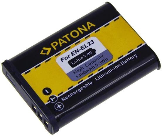 Patona baterie pro Nikon EN-EL23 1400mAh Li-Ion