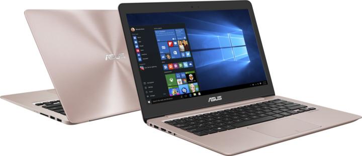 ASUS ZenBook 13 UX310UA, růžová