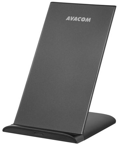 Avacom HomeRAY T10 Charger Stand Qi 10W, černá