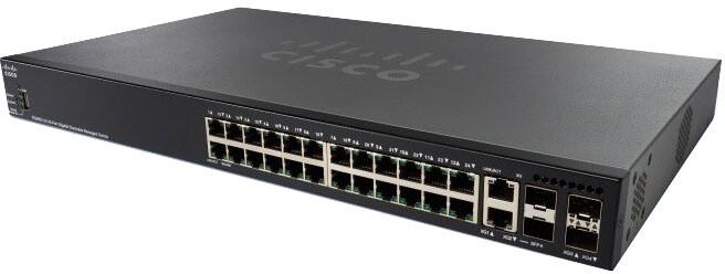 Cisco SG350X-24P
