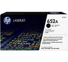 HP 652A, černá - CF320A