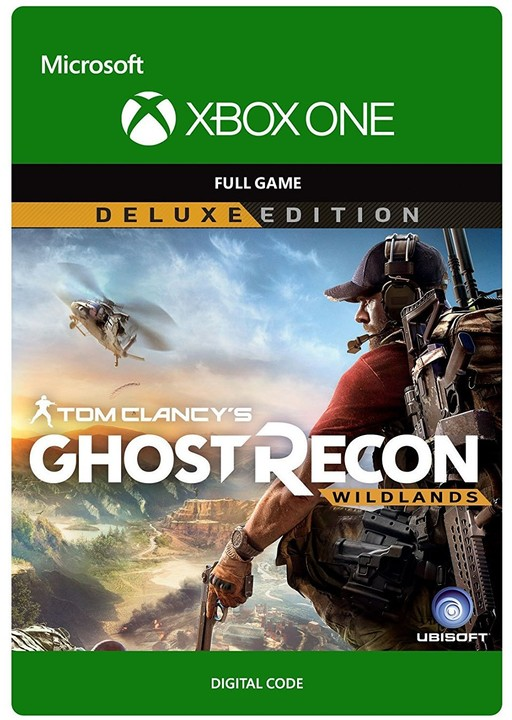 Tom Clancy's Ghost Recon Wildlands: Deluxe (Xbox ONE) - elektronicky