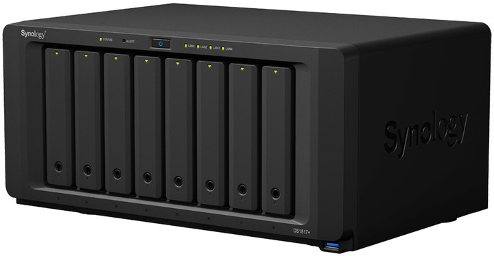 Synology DS1817+ (8GB) DiskStation