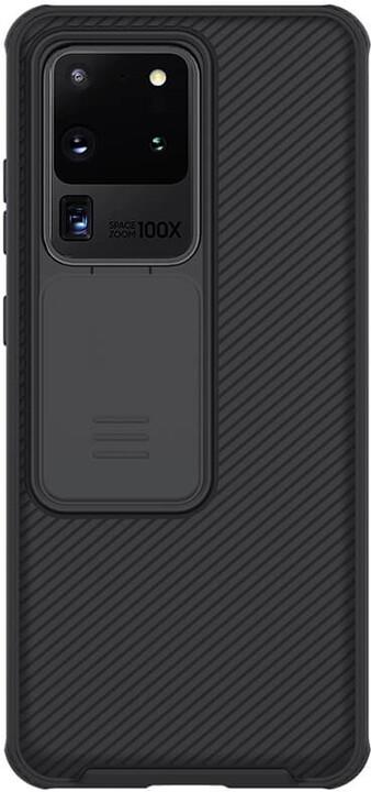 Nillkin zadní kryt CamShield pro Samsung Galaxy S20 Ultra, černá