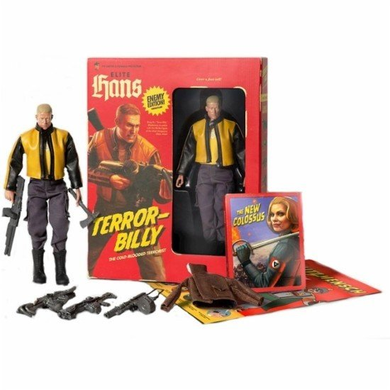 Wolfenstein II: The New Colossus - Collector's Edition (PS4)