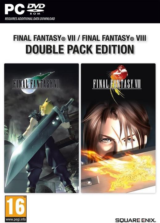 Final Fantasy VII & VIII Bundle (PC)
