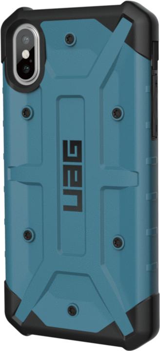 UAG Pathfinder Case Slate iPhone Xs/X, modrá