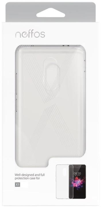 TP-LINK Neffos Transparentní kryt pro X1