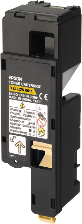 Epson C13S050611, žlutý