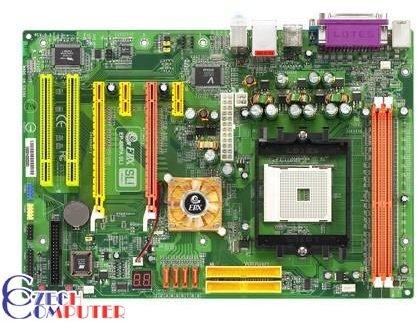 Epox EP-8NPA SLI - nVidia nForce4 SLI