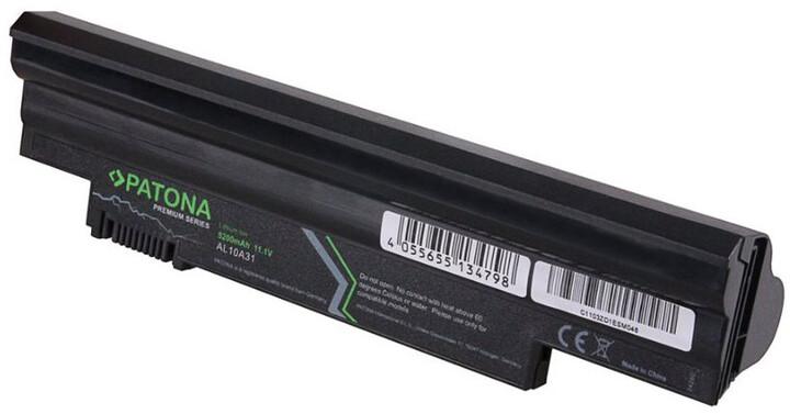 Patona baterie pro ntb ACER AL10A31 5200mAh Li-Ion 11.1V PREMIUM