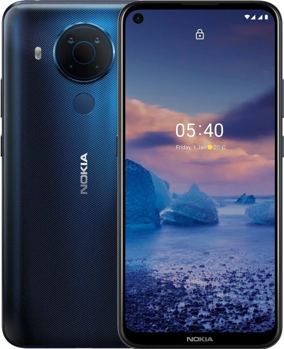 Nokia 5.4, 4GB/64GB, Blue