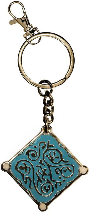 Klíčenka Zaklínač - Triss Medallion