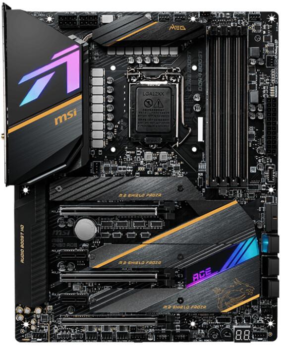 MSI MEG Z490 ACE - Intel Z490