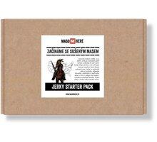 Dárkový balíček MASO HERE - Jerky Starter Pack, 260g