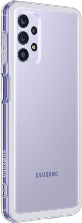 Samsung ochranný kryt A Cover pro Samsung Galaxy A32 (5G), transparentní